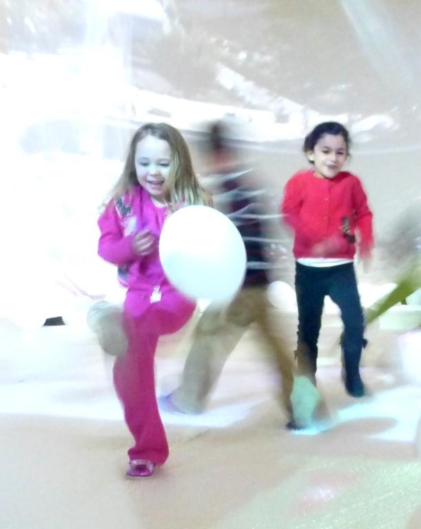 The Balloon Playground